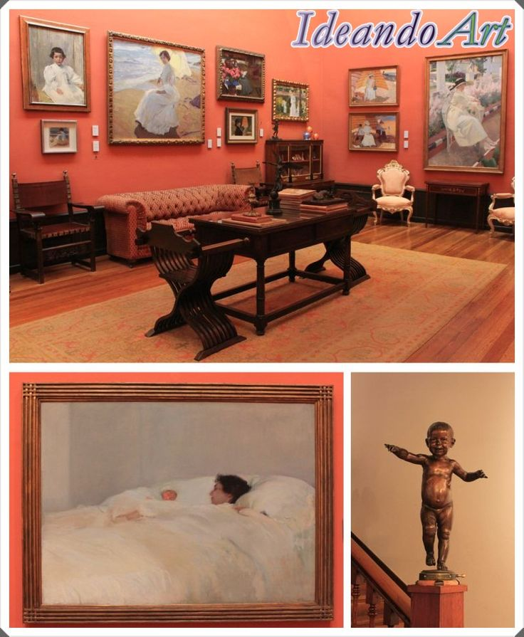Visitando el Museo Sorolla en Madrid by IdeandoArt