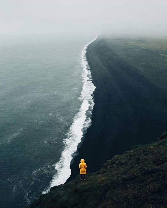 This breathtaking black sand beach | Vik South Iceland |  Sebi Scheichl Say Yes To Adventure