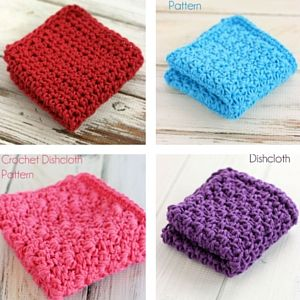 Looking for a crochet dish towel pattern? Here are 20 kitchen towels you need to try! All crochet patterns are free! You are sure to find a pattern you like