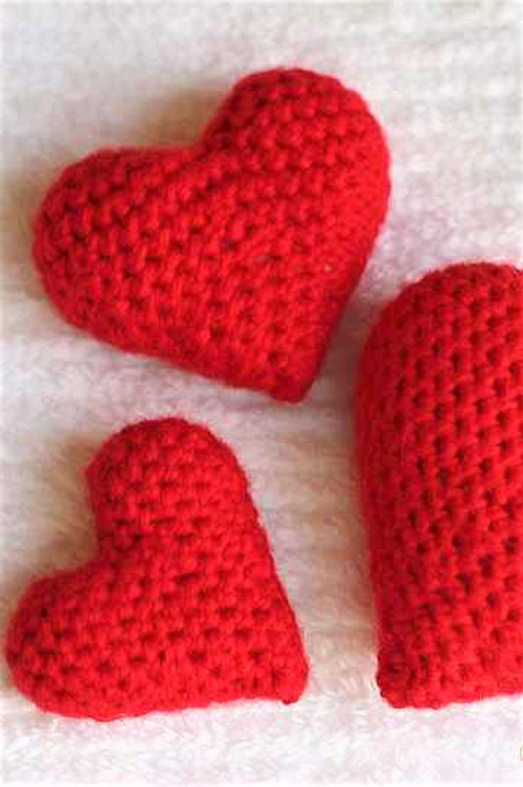 13 best vdeos de crochet images on pinterest youtube crochet super quick and easy crochet heart amigurumi pattern bankloansurffo Images