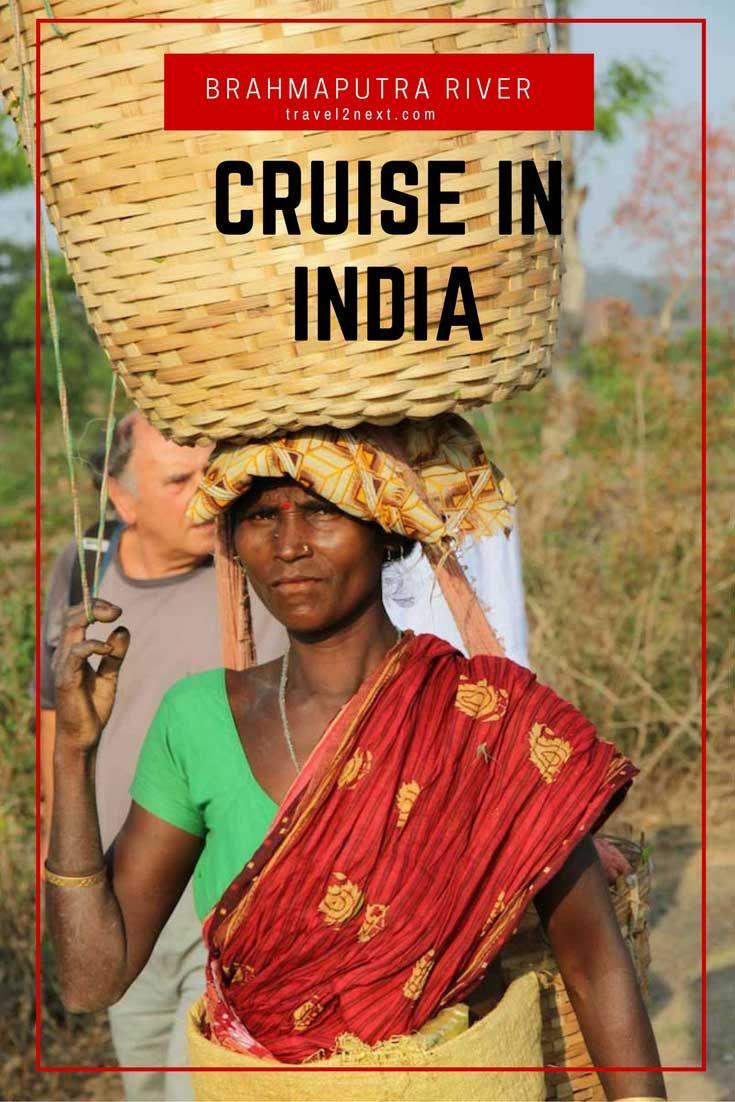 Brahmaputra River   cruise in India