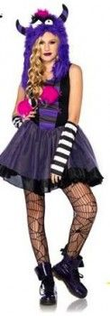 monster halloween costumes for teens - Google Search