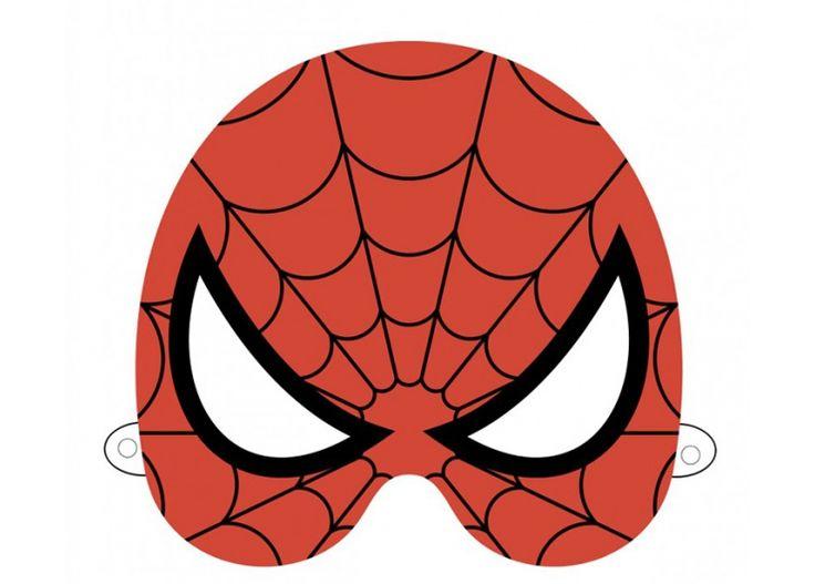 tuto_masque_de_spiderman - Tous les Heros