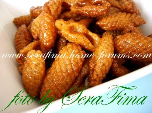 Асаба зейнаб(зенаб) Арабская кухня Сладости
