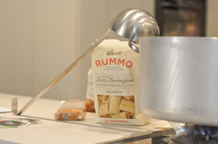 New Packaging for Rummo pasta