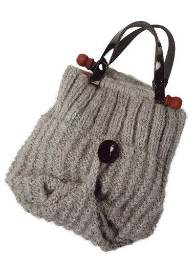 Knitting Patterns Bag Bagette Bag By Berroco Free Pattern