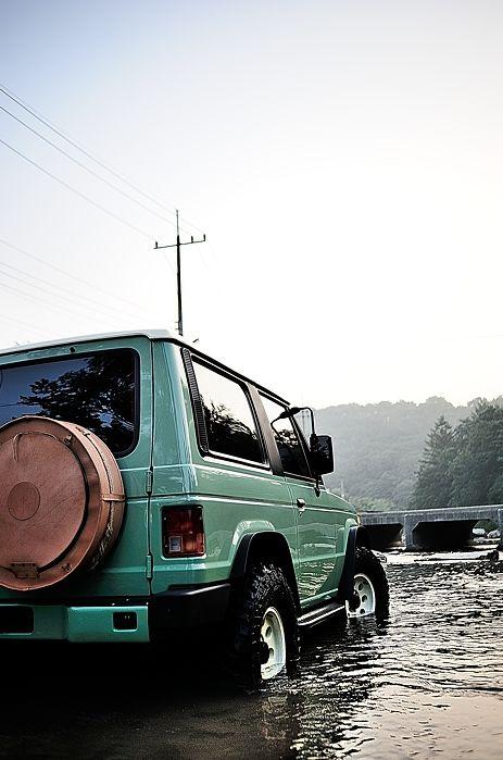 1000 images about montero gen 1 on pinterest mk1 for Garage hyundai paris 18