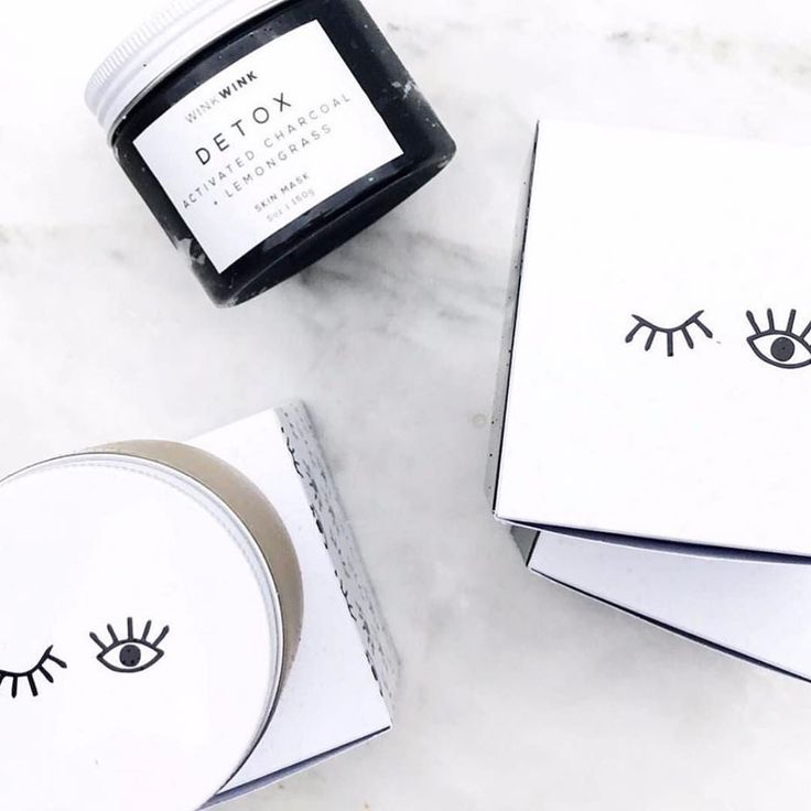 WINKWINK skin masks are made from high quality food grade ingredients. From natural clays, to plant based oils and fruit enzymes. We only put in whats food for your skin.
