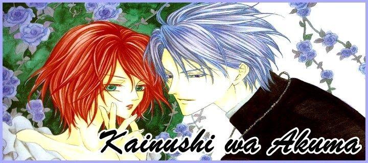 Sinfonia dos Livros: [Anime/Manga] Kainuchi Wa Akuma - Opinião