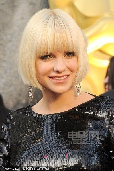 Attractive Cheap Human Hair Blonde Short Wigs Cheap