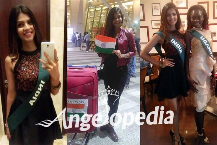 Rashi Yadav is finally in Philippines to represent India at Miss Earth 2016