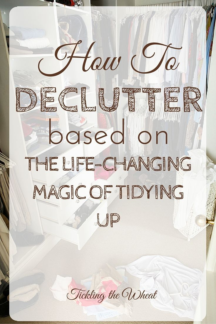 if youre learning how to declutter or if you feel overwhelmed in your own - How Do I Declutter My House