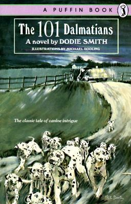 The 101 Dalmations by Dodie Smith.