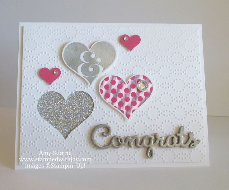 245 best stampin' up! groovy love images on pinterest valentines