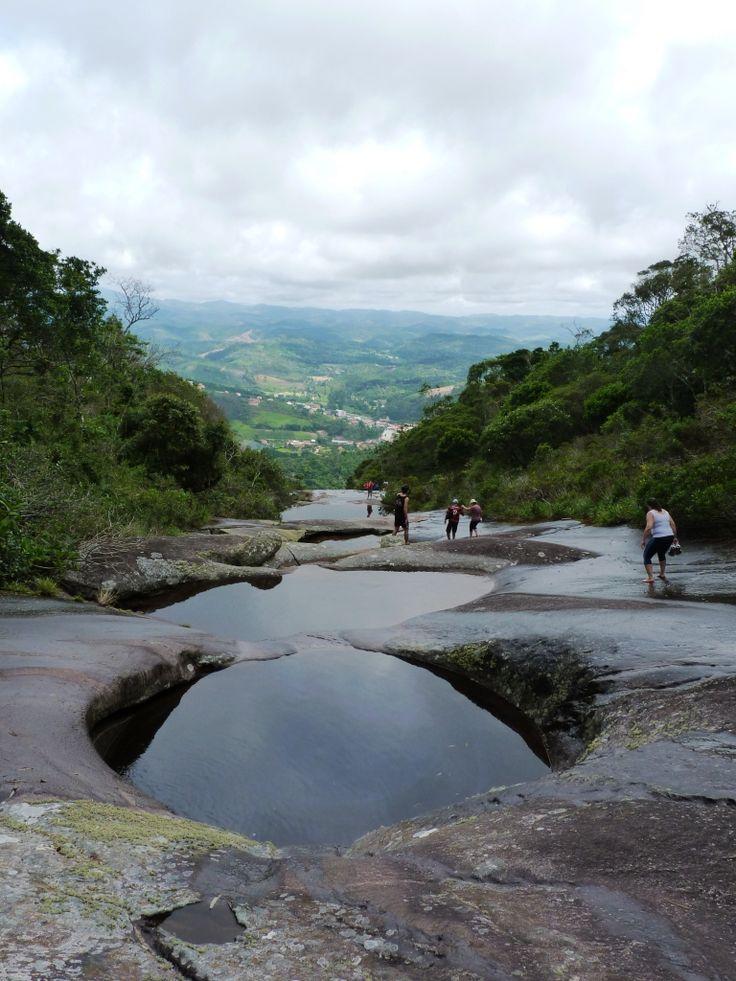 Parque Estadual Pedra Azul, Espírito Santo, Brasil.