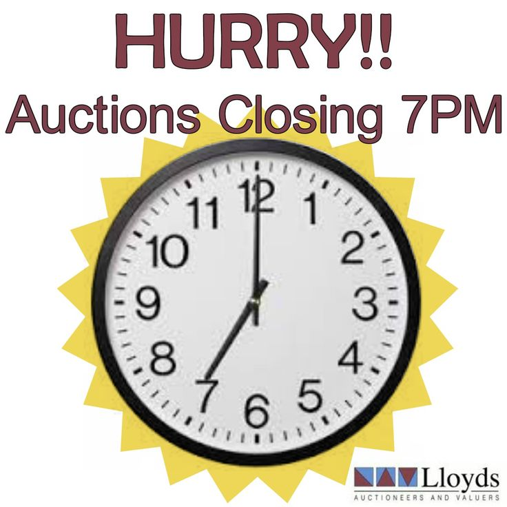 *Closing 7 PM* Brand New Containers & Container Domes: http://www.lloydsonline.com.au/AuctionLots.aspx?smode=0&aid=5538&pgn=1&pgs=100 Antique, Collectables & Vintage Auction: http://www.lloydsonline.com.au/AuctionLots.aspx?smode=0&aid=5581&pgn=1&pgs=100 Hardware & Tool Online Auction: http://www.lloydsonline.com.au/AuctionLots.aspx?smode=0&aid=5589&pgn=1&pgs=100