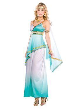Adult Grecian Goddess Costume by Fancy Dress Ball
