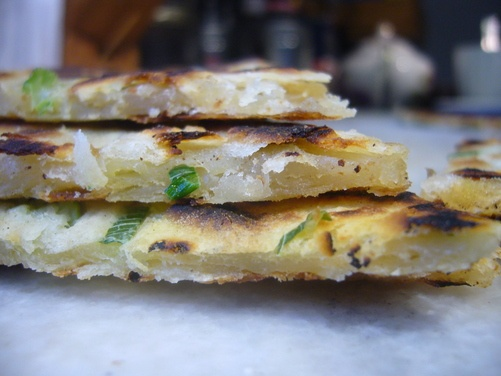 Scallion Pancakes: Eating Well, Fingers Food, Pancakes Recipes, Breads, Food Maine, Delicious Recipes, Favorite Recipes, Scallion Pancakes Rol, Food Drinks