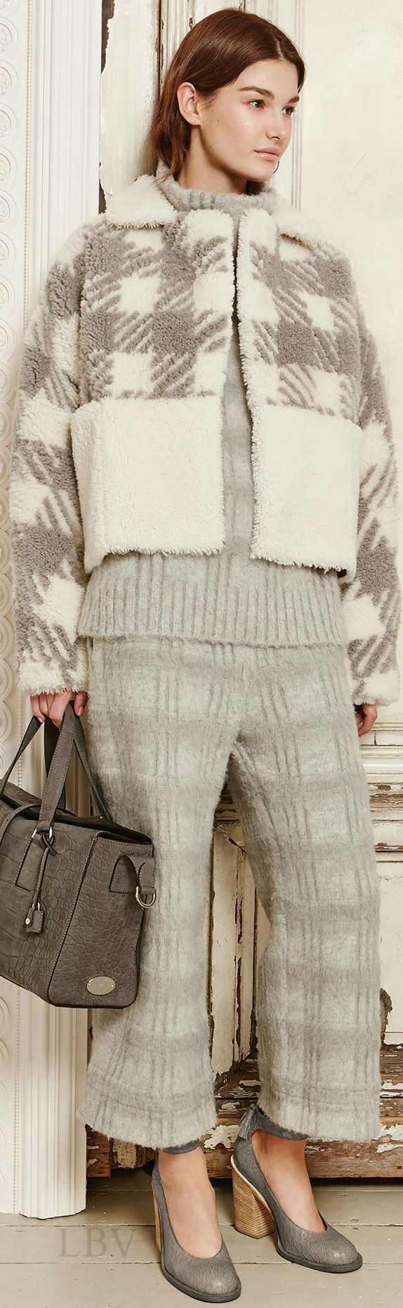 Mulberry.            Fall 2015.              Ready-To-Wear.