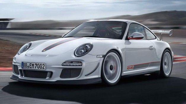 Porsche 911 GT3 RS 4.0. Proche du remplacement, la plus célèbre des voitures de Stuttgart accueille une édition limitée de 500 chevaux proche de la version de course RSR.