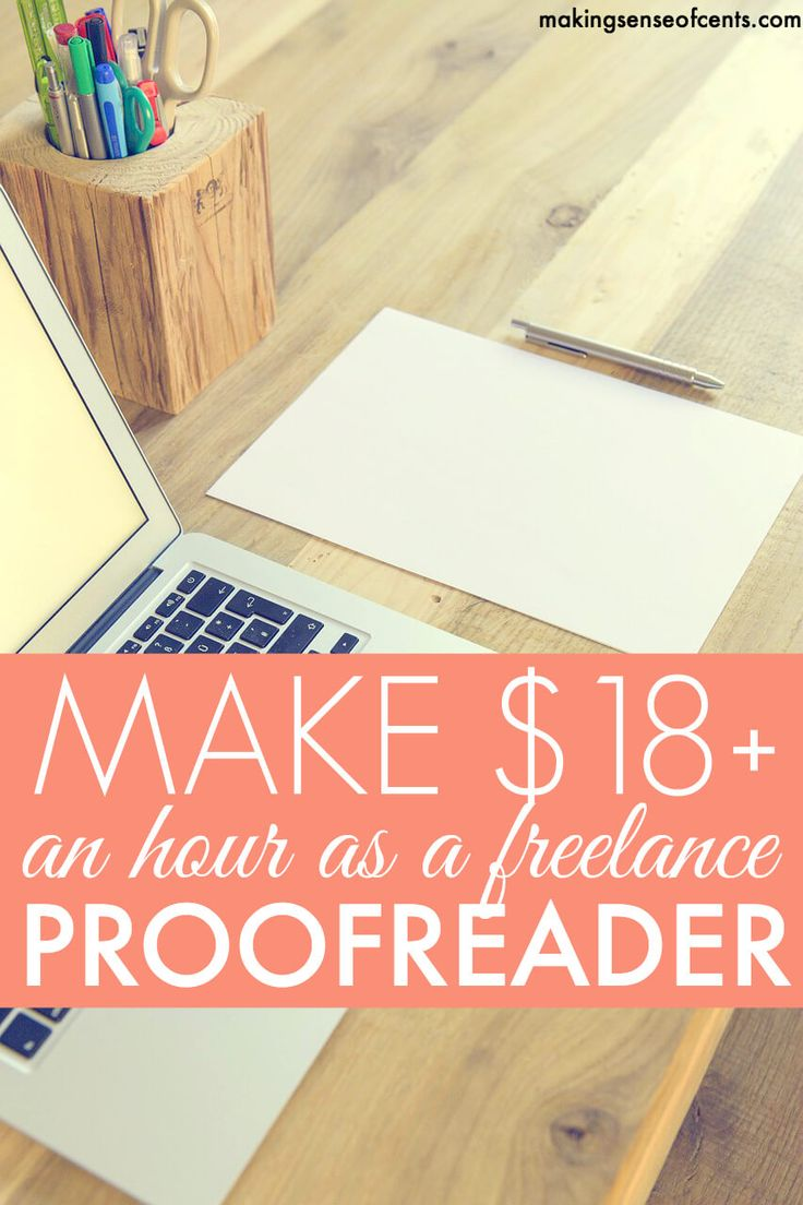 Check this out if you want to make money proofreading by becoming a court transcript proofreader. Enjoy this interview with Caitlin from Proofread Anywhere!