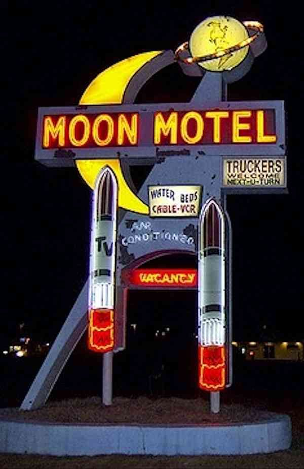 Vintage Signs and Neon