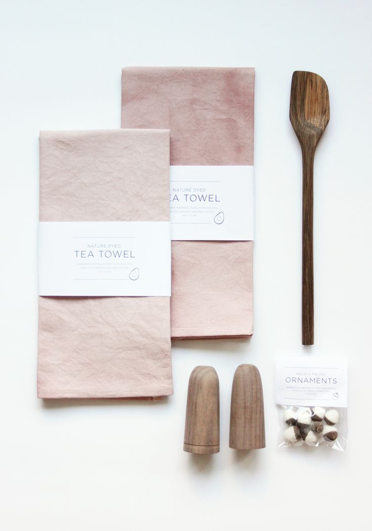 mooseandmouse  handmade kitchenware, naturally dyed textiles with avocado, hand carved wooden spoons and objects