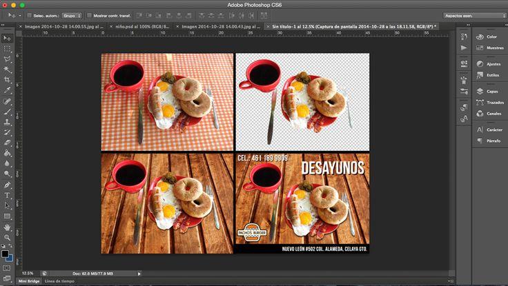 #photoshop #diseño #design #work  por www.espacios3d.com