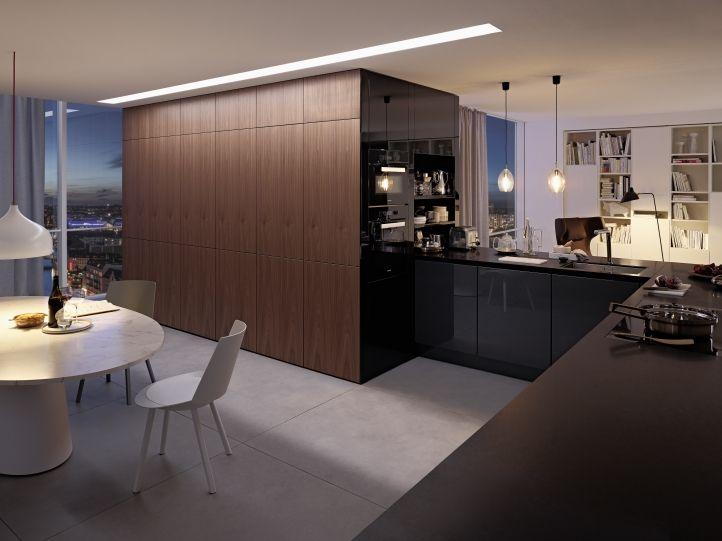 SieMatic Modern Kitchen Design - SE Veneer