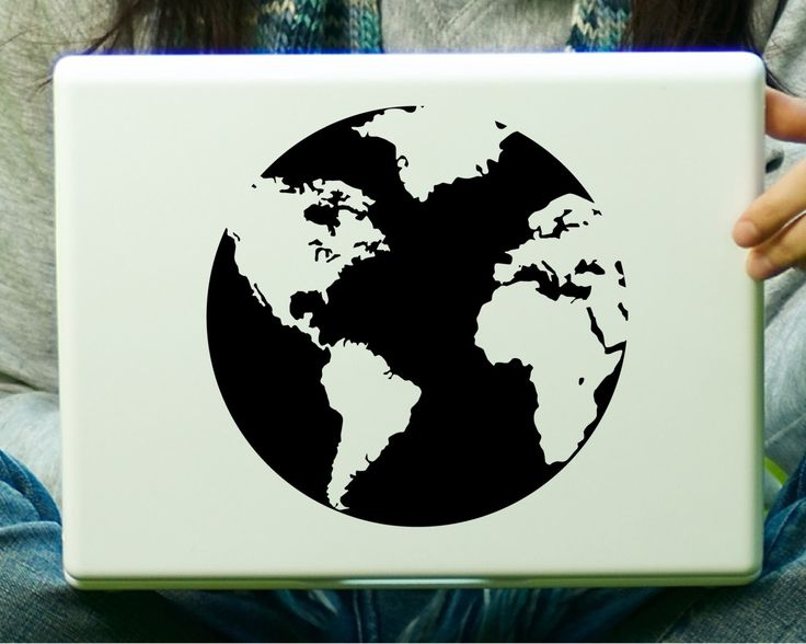 30 best travel decals images on pinterest wall decal wall decals globe sticker decal laptop decal ipad by zapoart on etsy https world map gumiabroncs Image collections