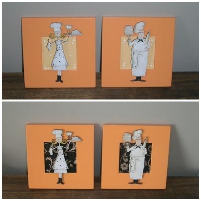 Para decorar la cocina cuadros 12x12 cuadros for Cuadros cocina decoracion