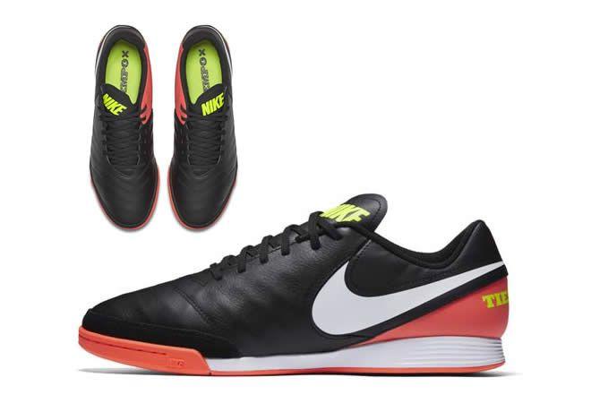 Confira as principais ofertas de Chuteiras Nike Tiempo Futsal na Nike Store.