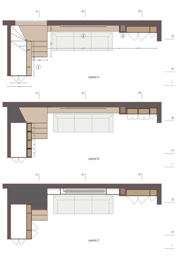 Oltre 25 fantastiche idee su interni di villetta su for Ristrutturazione a pianta aperta su due livelli