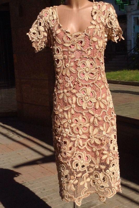 1407 Best Crochet Dresses Images On Pinterest Crochet Dresses