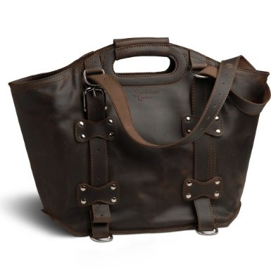 Saddleback Leather Tote Bag- Love Mine!