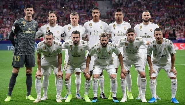 تشكيلة ريال مدريد المتوقعة في مباراة اليوم ضد كلوب بروج موقع سبورت 360 يلتقي مساء اليوم الثلاثاء فريق ر Real Madrid Real Madrid Photos Real Madrid Formation