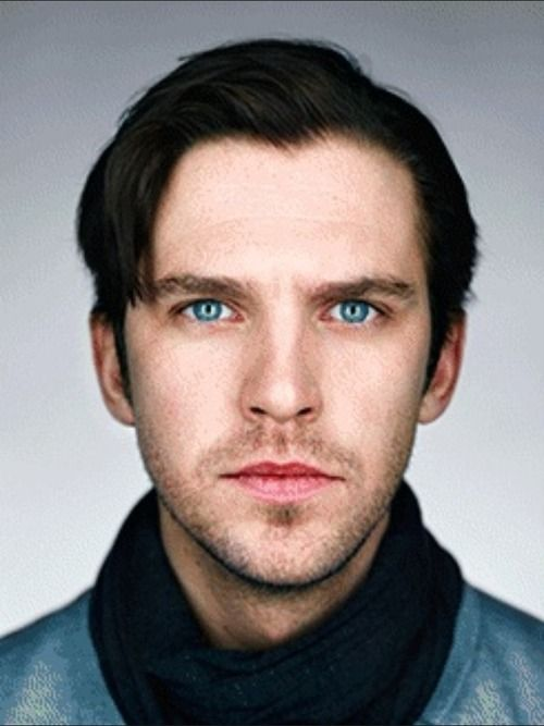 Dan Stevens (The Fifth Estate - 2013)...just changing his hair to black makes him 100% hotter.