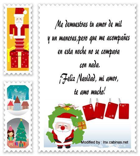 frases para enviar en Navidad a amigos,frases de Navidad para mi novio:  http://lnx.cabinas.net/bonitos-mensajes-de-navidad-para-mi-pareja/