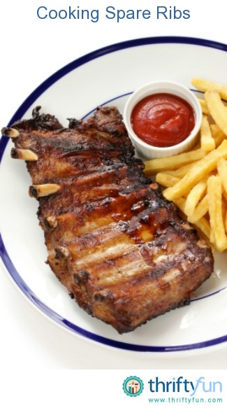 This is a guide about cooking spare ribs. Spare ribs can be prepared in a number of ways, the grill being only one.