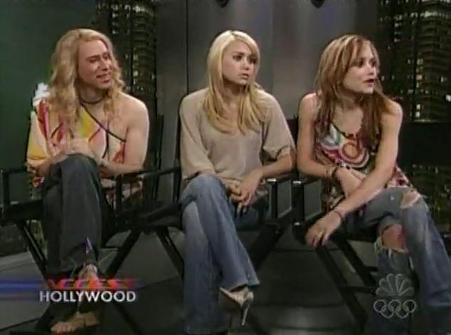 Mary Kate och Ashley Olsen som är de dating