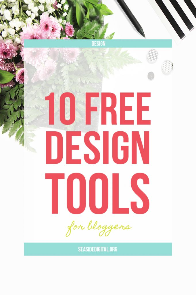 10 Free Design Tools for Bloggers http://seasidedigital.org/wp/10-free-design-tools/
