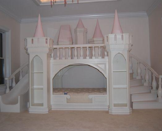 Loftsäng Slott