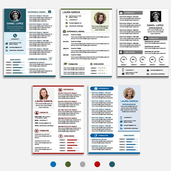 Zona #VencecontuCV Guías, plantillas y tip´s para hacer un Curriculum de 10 que destaque del resto. #curriculumvitae #curriculum #cv #hacerCV #empleo