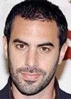 Sacha Baron Cohen...total hottie