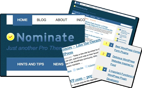 [Review] Nominate: A Perfect theme for running WordPress Voting Website