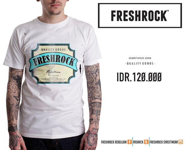 new tees product freshrock clothing