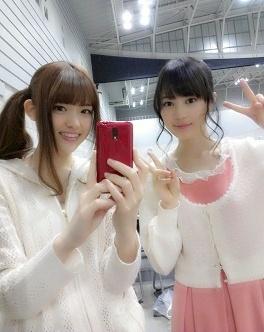 乃木坂46 (nogizaka46) Matsumura Sayuri (松村沙友理) Ikuta Erika (生田絵梨花)