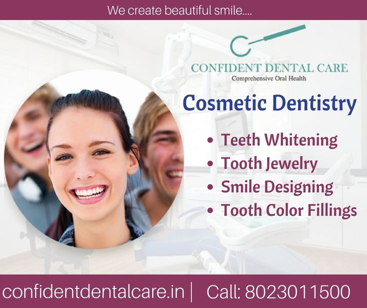 We Offer Best Cosmetic Dentistry Services for Patients Struggling with Oral problems. Visit: http://confidentdentalcare.in/ For booking your appointment Call at +91 8023011500, +91 9483523368 #dentist_in_bengaluru #book_your_appointment #cosmetic_dentistry_to_fixed_tooth_implants, #Cosmetic_dentistry_Bangalore
