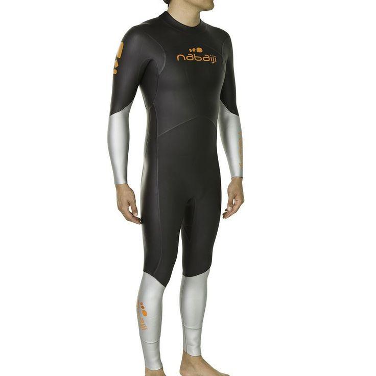Trajes entrenamiento Triatlón - Traje de entrenamiento de natación Nabaiji 2MM REGULAR 12-17ºC NABAIJI - Categorías Catalogos