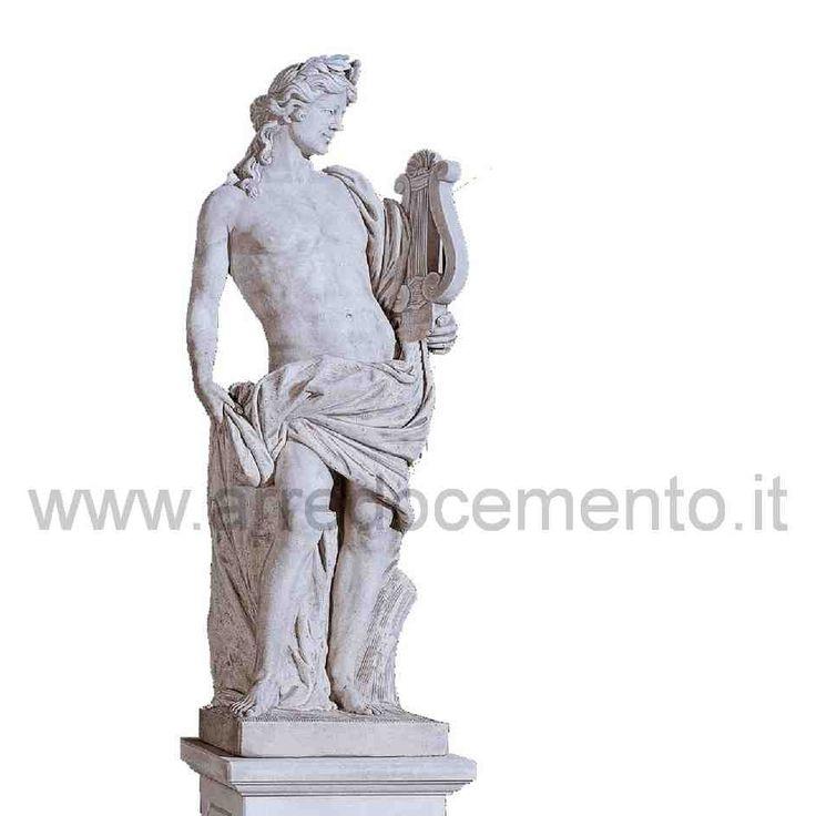 Statua da giardino   https://www.arredocemento.it
